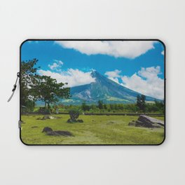 Mayon Volcano Laptop Sleeve