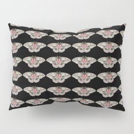 Moth of the Gentle Night Pillow Sham