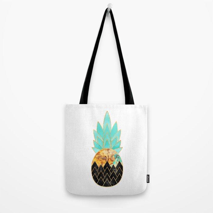 Precious Pineapple 3 Tote Bag