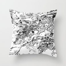 clubhouse Throw Pillow