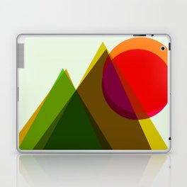 Misty Mountain Hop Laptop & iPad Skin