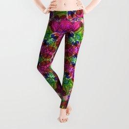 Mandala Mehndi Style G495 Leggings