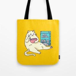 Mice Krispies Tote Bag