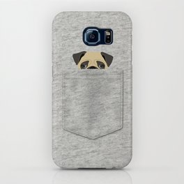 Pocket Pug iPhone Case