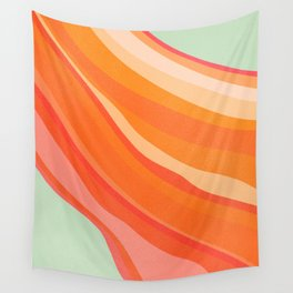 heatwave 2 Wall Tapestry