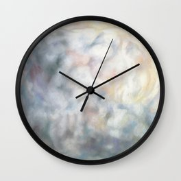 Cloud I Glump Wall Clock