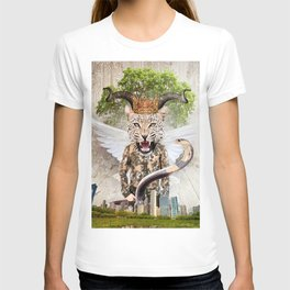 Hear me · roar T-shirt