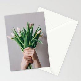 Yay Tulips! Stationery Cards