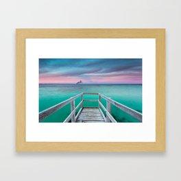 Flinders Goodness Framed Art Print