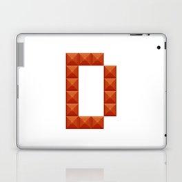 "Letter ""D"" print in beautiful design Fashion Modern Style Laptop & iPad Skin"