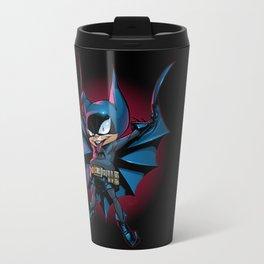 Bat-Mite Travel Mug