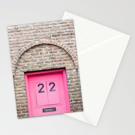 Door Number 22 Stationery Cards