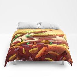 Autumn - Leafeon Comforters