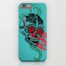 Skull and Snake iPhone 6s Slim Case