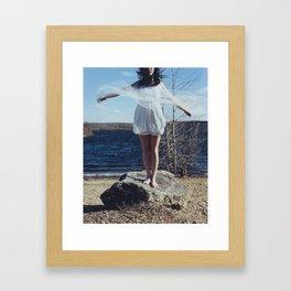 Mystics II Framed Art Print