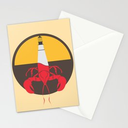 Lobster House Stationery Cards