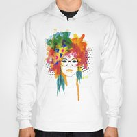 dreamer Hoodies featuring Dreamer by PositIva