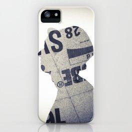 Trademark iPhone Case