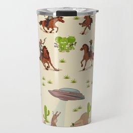 COWBOYS & ALIENS Travel Mug