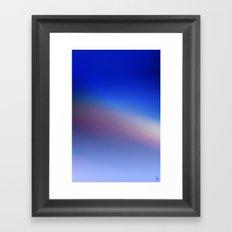 Evening Solstice Framed Art Print