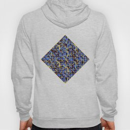The Blue and Yellow Hoody