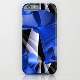 3D abstraction -03a- iPhone Case