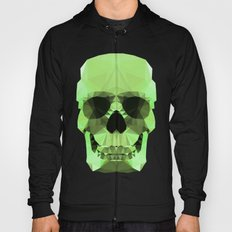 Polygon Heroes - Emerald Skull Hoody