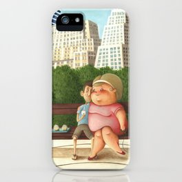"""""""Love Different"""" iPhone Case"""