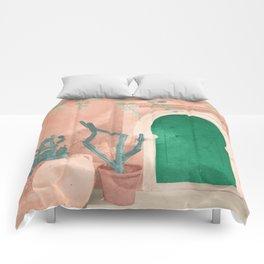 Green Door Comforters