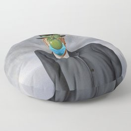 The Son of Man 2021 Floor Pillow