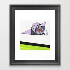 Jodorowsky's Sesame Street, III Framed Art Print
