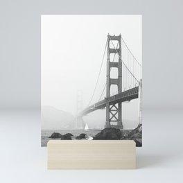 The Bridge Mini Art Print