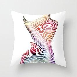 Imagine #021 Throw Pillow