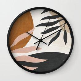 Abstract Art 54 Wall Clock