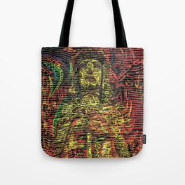 Glory - The Interdimensional Intruder Tote Bag