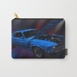 1970 Ford Boss 302 Mustang Carry-All Pouch