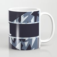 roald dahl Mugs featuring Dahl secondary by Bro Johnson