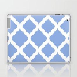 Blue rombs Laptop & iPad Skin