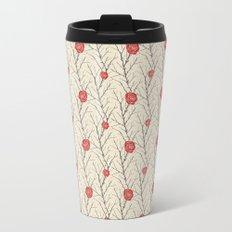 Branch & Roses Travel Mug