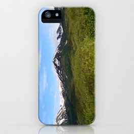Summer Greens II iPhone Case