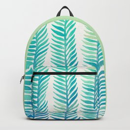 Seafoam Seaweed Backpack