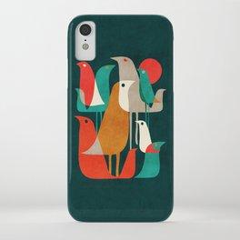 Flock of Birds iPhone Case