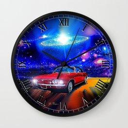 Cosmic Corvair Wall Clock