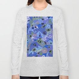Sapphire Long Sleeve T-shirt