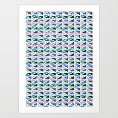 ∆ III Art Print