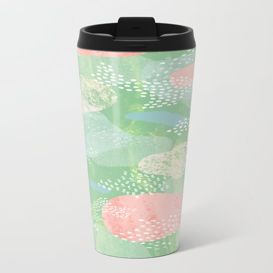 The Pond Metal Travel Mug