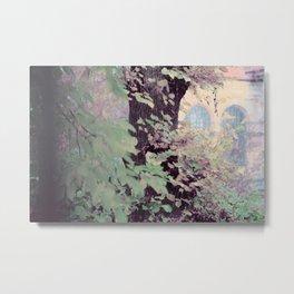 Orangery Metal Print