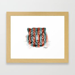 Prisoner Performer Framed Art Print