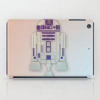 starwars iPad Cases featuring StarWars R2D2 by Joshua A. Biron