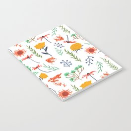 Rustica #illustration #pattern Notebook